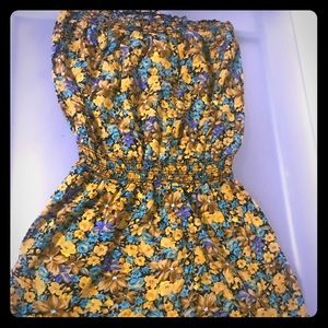 Other - Floral Romper-medium